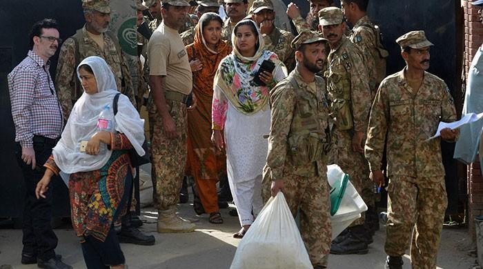 Defence ministry approves ECP demand of deploying 350,000 troops for elections