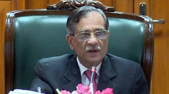 Will rid Karachi residents of tanker mafia: CJP