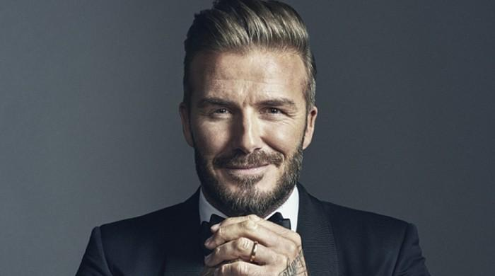 David Beckham tips England to play Argentina in World Cup final