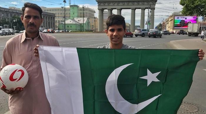 Pakistani teenager to conduct toss at Brazil vs Costa Rica match