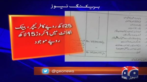 Khawaja Saad Rafique owns assets worth Rs178.4 million