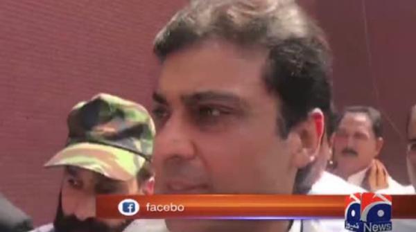 'Lahore doesn't belong to you or your father', Zaeem Qadri tells Hamza Shehbaz