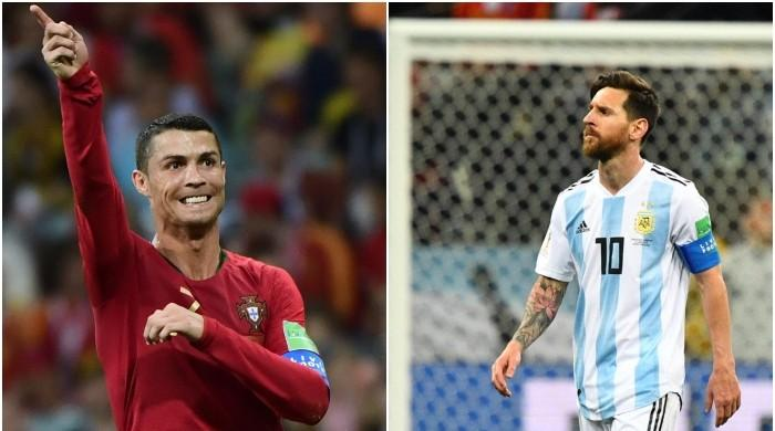 Who's the GOAT? Ronaldo fans troll Messi after Argentina horror show