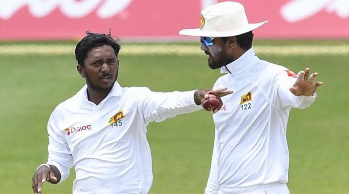 Sri Lanka team management admit to breaching ICC code
