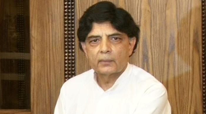 Nisar says he is not angry, only differed from Nawaz