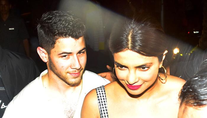 Nick Jonas & Priyanka Chopra Jet Off To India!