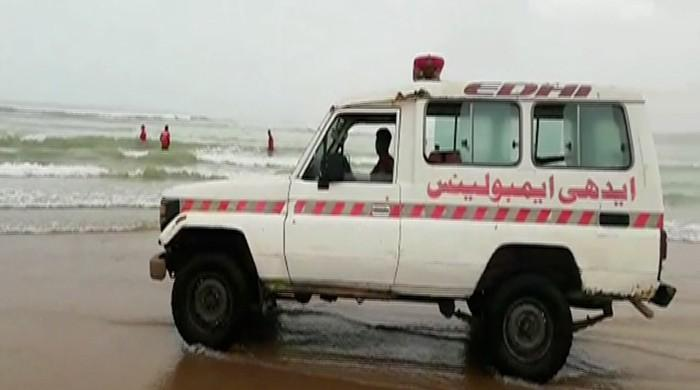 Bodies of two missing minors recovered in Gadani rescue operation