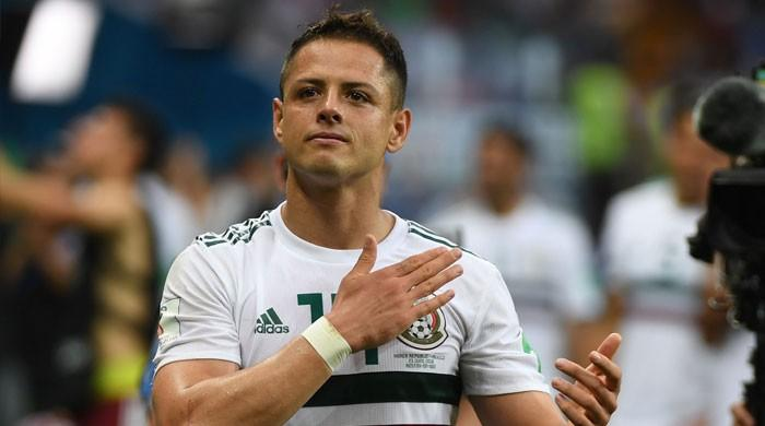 Hernandez hits half-century as Mexico battle past South Korea