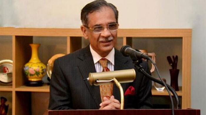 CJP orders action after accepting petitions of missing persons' families