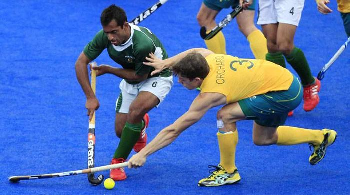 Hockey Champions Trophy: Australia beat Pakistan by 2-1