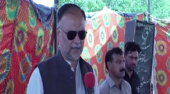 Pakistan an atomic power that can't be handed over to inexperienced person: Ahsan Iqbal