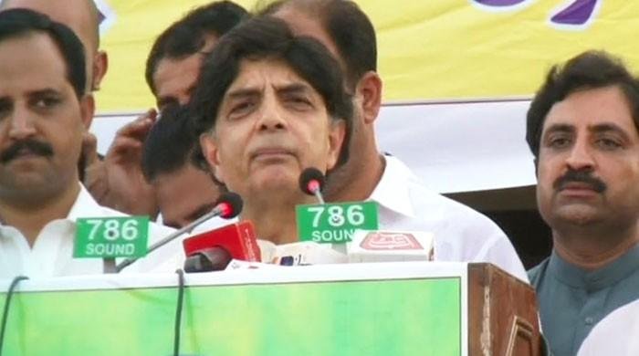 Will soon tell nation why I chose to contest as independent candidate, says Nisar