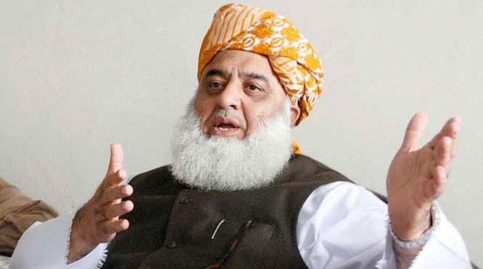 Previous provincial govt destroyed KP's economy: Maulana Fazl