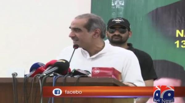 Will teach Imran a lesson during general election: Saad Rafique