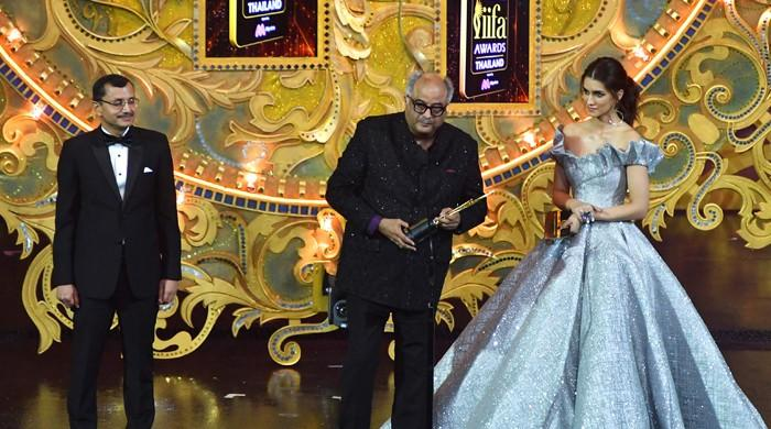 Late Sridevi wins posthumous prize at Indian film awards