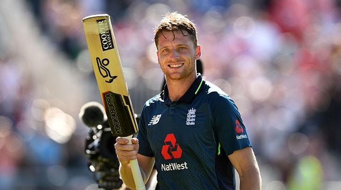 Buttler century steers England to series sweep of Australia