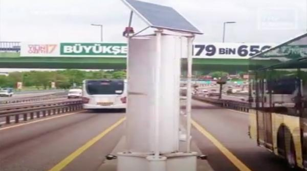 Turkish company makes solar turbine