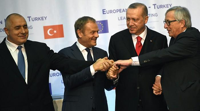 EU Commission says hopes Turkey will stay committed partner after vote