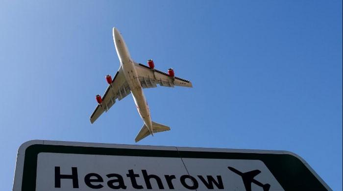 MPs vote on expanding London´s Heathrow airport