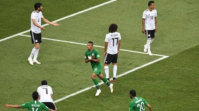 Salah´s Egypt leave World Cup winless after late Saudi defeat