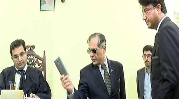 Larkana judge admonished by CJP 'resigns over humiliation'