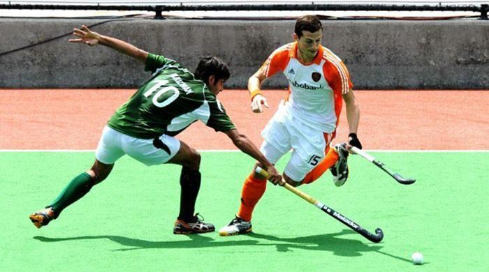 Hockey Champions Trophy: Netherlands beat Pakistan 4-0