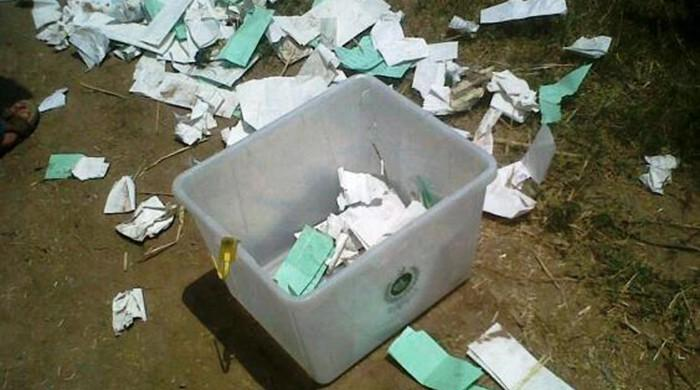 Election rigging in Pakistan
