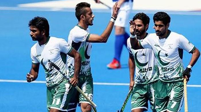 Champions Trophy Hockey: Pakistan outclass Argentina by 4-1