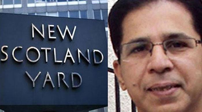 Scotland Yard chief admits Pakistan-UK breakdown on Imran Farooq's murder