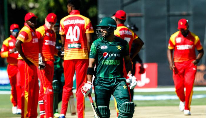 Pakistan defeat Zimbabwe by 74 runs in tri-series opener