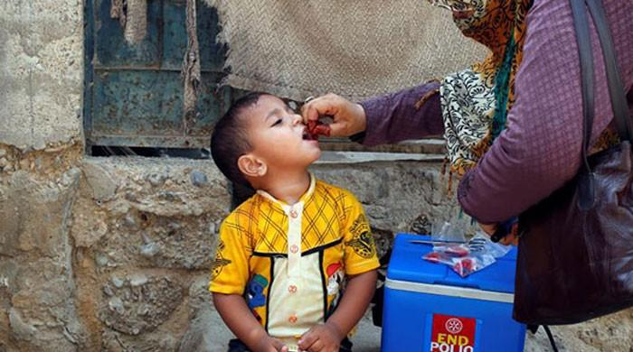 Special anti-polio campaign begins in nine districts of Balochistan
