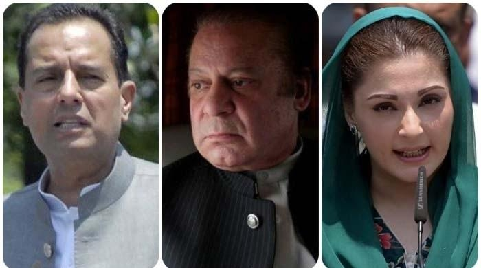 Nawaz Sharif sentenced to 11, Maryam 8 years in Avenfield reference
