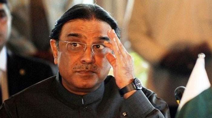 Nawaz has taken political asylum in London, claims Zardari