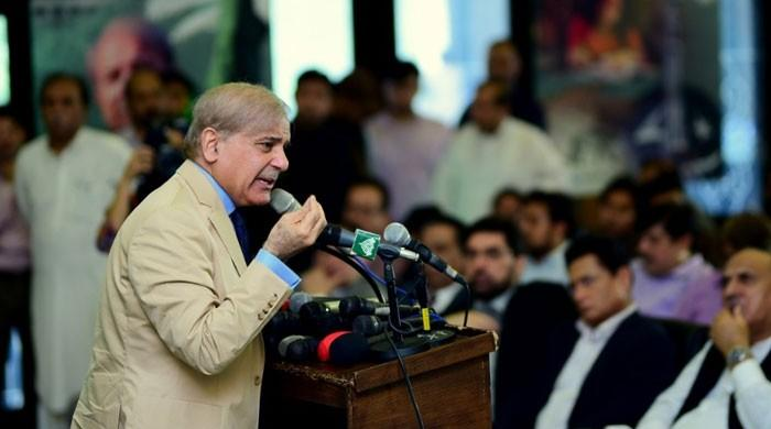 Shehbaz Sharif unveils PML-N manifesto for General Election 2018