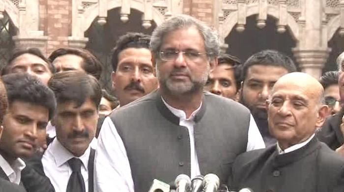 Will contest elections and leave decision to public, says Abbasi