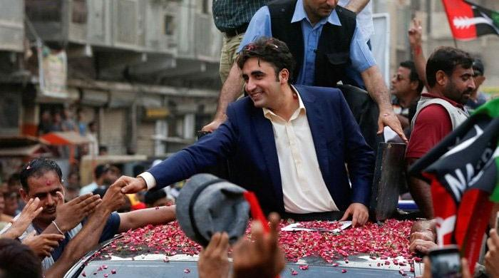 'Puppet parties' being favoured in country, claims Bilawal
