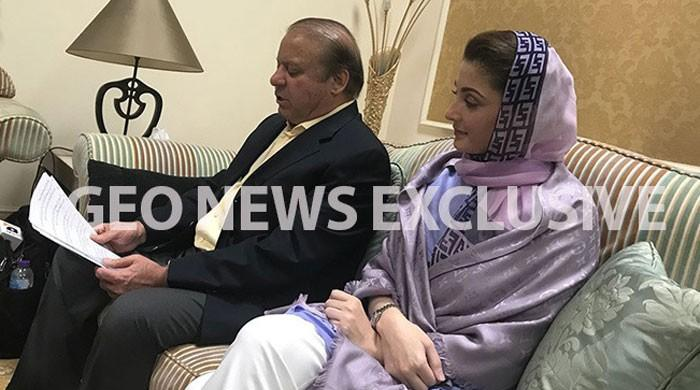 Nawaz, Maryam vow to return after Kulsoom regains consciousness