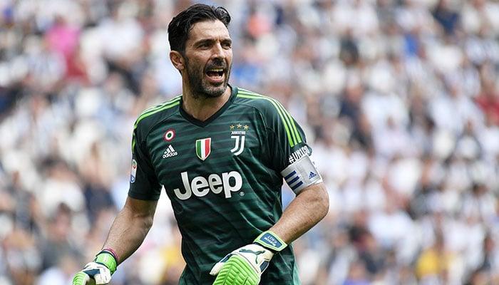 Veteran Italian keeper Buffon joins Paris Saint-Germain  32f34a23d