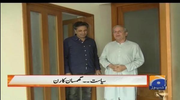 Naya Pakistan - 08-July-2018