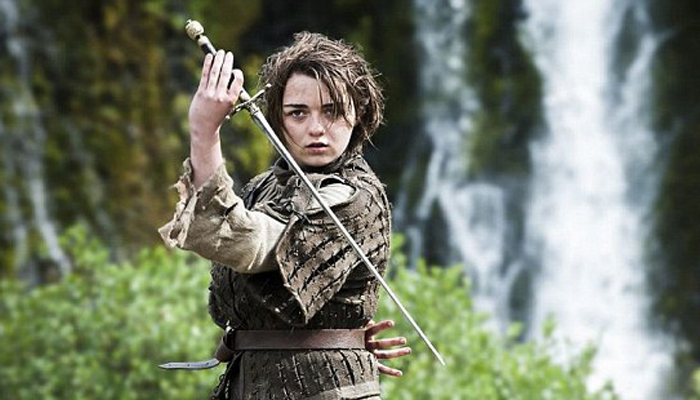 Remarkable, very Maisie williams thrones matchless message