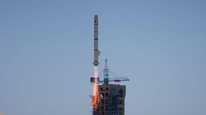 Pakistan launches two satellites from Chinese space station