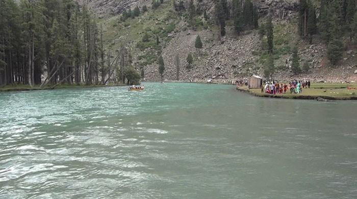 Cast a line in Swat's Mahodand Lake