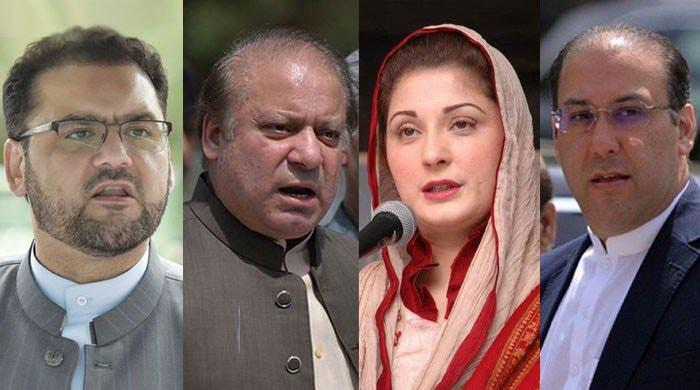 Sharif family approaches London police over Avenfield break-in attempts: sources