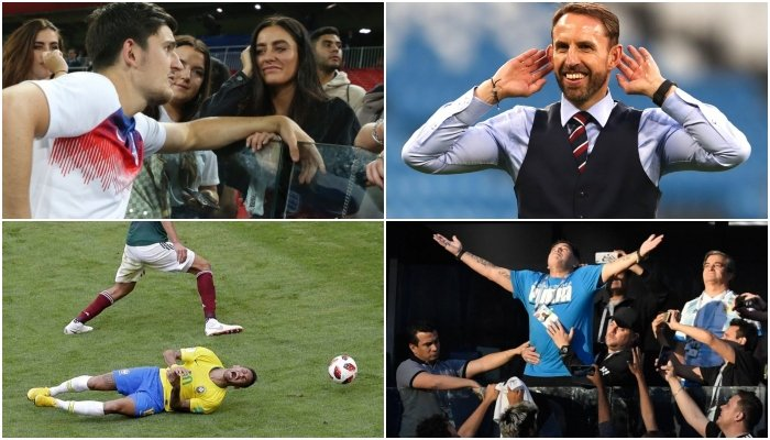 The meme industry has immortalised some of the best moments from the 2018 FIFA World Cup