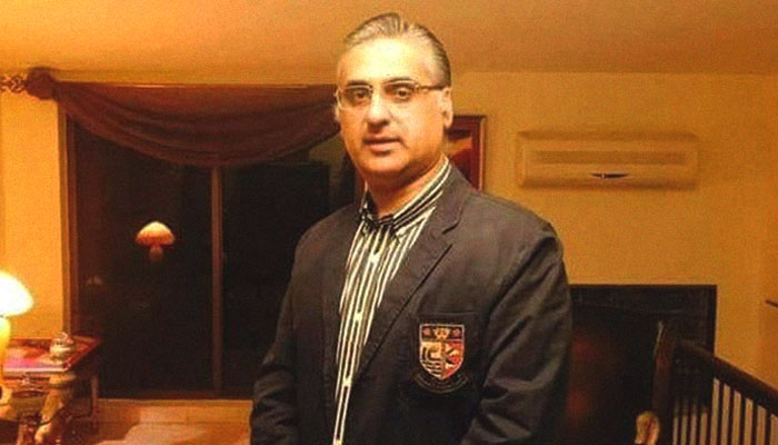 Late Haroon Bilour, the Awami National Party (ANP) candidate who was martyred in a suicide blast in Yaka Toot, Peshawar, Pakistan, July 10, 2018. Image: Geo News/Files