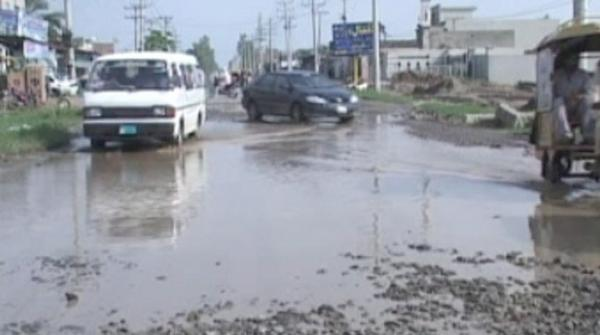 NA-115: Sewage is the main problem in this constituency of Jhang