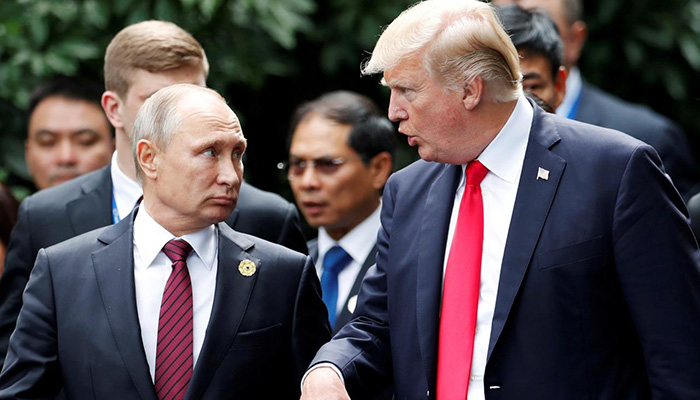 Summit fever: Trump reaches for big moment with Putin