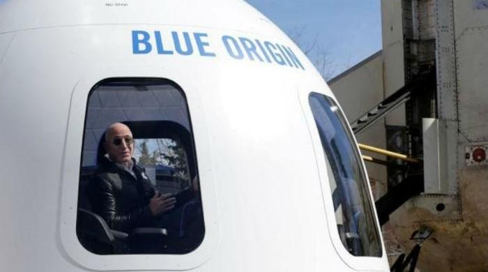 Jeff Bezos plans to charge at least $200,000 for space rides: sources