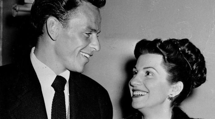 Nancy Sinatra, first wife of star Frank Sinatra, dies at 101