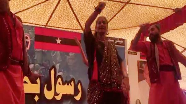 Sheema Kirmani pays tribute to Rasool Bakhsh Palijo